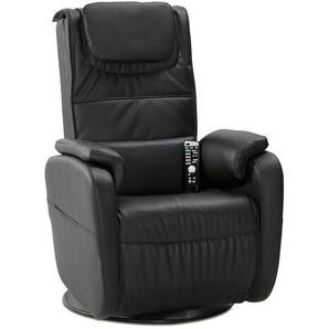Massagesessel »Moderna«, schwarz