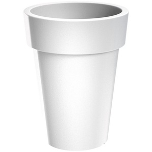Blumentopf »Lofly Slim 400«, weiß, Ø/H: 40/52 cm