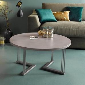 couchtische aus beton preisvergleich moebel 24. Black Bedroom Furniture Sets. Home Design Ideas