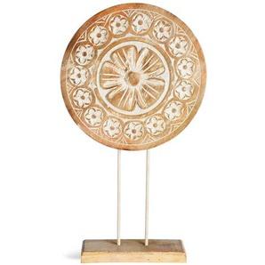 Dekoobjekt Ornament, Fsc® 100%, H:55cm, natur