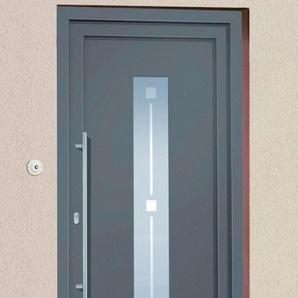 Roro Aluminium-Haustür »Andorra« BxH: 100x200 cm anthrazit