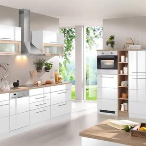HELD MÖBEL Küchenzeile mit E-Geräten, Breite 440 cm