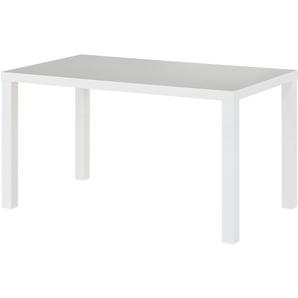 Esstisch weiß  Ole ¦ weiß ¦ Maße (cm): B: 80 H: 75 Tische  Esstische  Esstische eckig » Höffner
