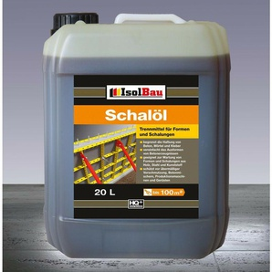 20 L Schalöl Professional Schaloel Trennmittel Betontrennmittel Schalungsöl HQ - ISOLBAU