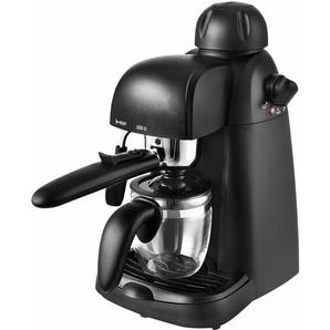 Espressomaschine TKG EXP 1000, schwarz, Team Kalorik