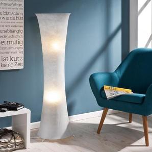 Reality Leuchten Stehlampe ,grau ,Metall