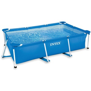 Pool, »Metal Frame Pool Rectangular«, Intex