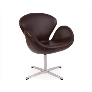 Swan Chair Arne Jacobsen - Braun