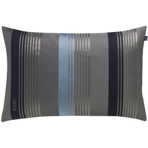 KISSENHÜLLE Blau, Grau 38/58 cm