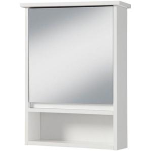 Spiegelschrank »Luzern«, Spiegelschrank mit Tür und 3 Ablagen