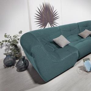 Domo Collection Big Sofa, blau