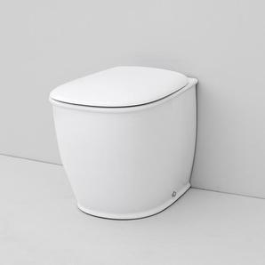 artceram Azuley Stand-WC weiss AZV00201;00