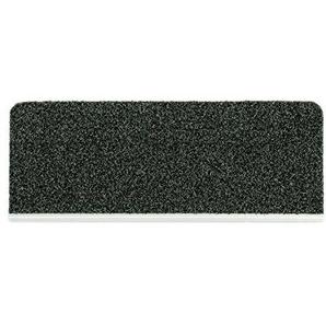 Kettelservice-Metzker Outdoor - Sicherheitsstufenmatte - Außenstufenmatte (Cleans Anthrazit/Grau) 1 Stück