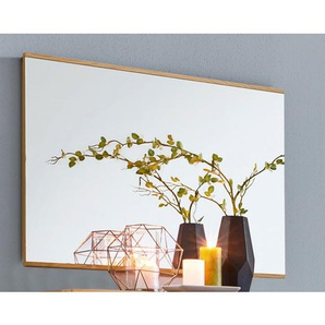 Spiegel LOVENO Eiche massiv ca. 82 x 61 cm