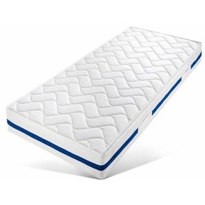 Komfortschaummatratze »Memory Pur«, Breckle, 24 cm hoch, Raumgewicht: 28, (1-tlg), 1x 100x200 cm