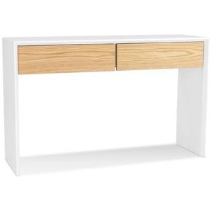 TENZO Schreibtisch, Weiß