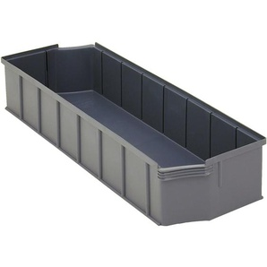 BITO-Lagertechnik Einsatzkasten EK53179 KLT schwarz