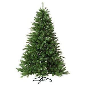 Catral Deutschland Dekoration, Weihnachtsbaum Lund 2,10 m, grün, 120 x 30 x 35 cm, 72030015