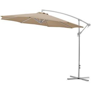 Gartenfreude Sonnenschutz Ampelschirm 300 cm