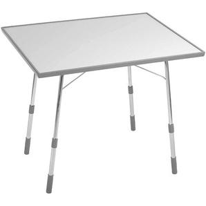 Lafuma California Campingtisch Aluminium/HPL Hellgrau