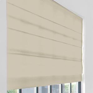 Faltrollo Lisbon - 1 Stück, 140 x 170 cm - Linen