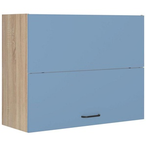 OPTIFIT Faltlifthängeschrank »Elga«, Breite 90 cm, blau