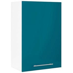 WIHO Küchen Hochhängeschrank »Flexi2«, Breite 60 cm, blau