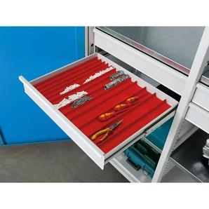 ANKE Kompaktmulde - für Schubladen-BxT 1380 x 540 mm - Steckwandhöhe 29 mm