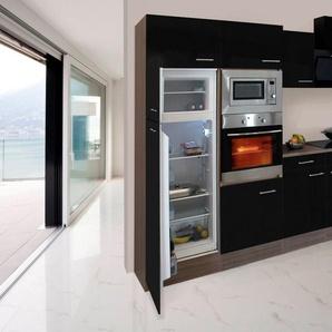 RESPEKTA Küchenzeile mit E-Geräten »York Winkelküche«, Breite 340 x 172 cm