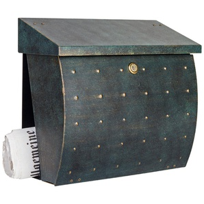 Heibi Krosix Briefkasten, pulverlackiert