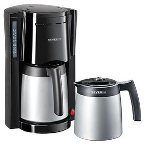 SEVERIN KA9482 Kaffeemaschine schwarz