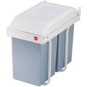 Hailo Einbau-Mülltrenn-System 2x14L