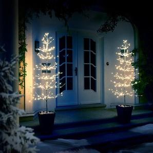 Sirius LED Lichterbaum Alex, 120 cm, 160 LEDs warmweiß