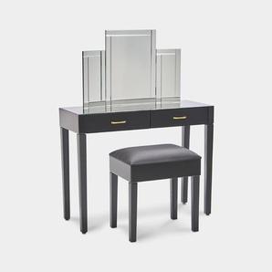 Schminktisch-Set Arielle mit Spiegel