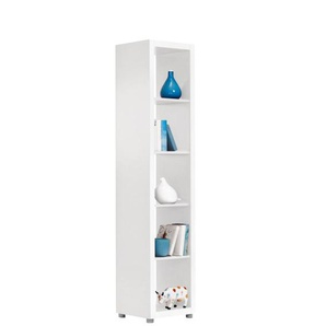 Raumteiler WILLI Weiß lackiert ca. 44 x 190 x 35 cm