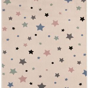 Kinderteppich Juno Cream 120x170 cm