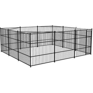 Outdoor-Hundezwinger 500 x 500 cm - VIDAXL