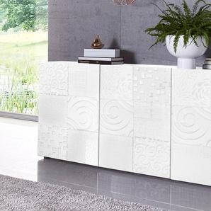 Lc   Sideboard »Miro«, weiß, pflegeleichte Oberfläche, FSC®-zertifiziert