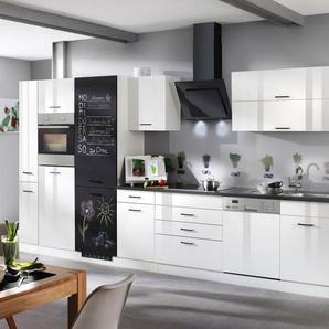 HELD MÖBEL Küchenzeile mit E-Geräten »Trier«, Breite 390 cm