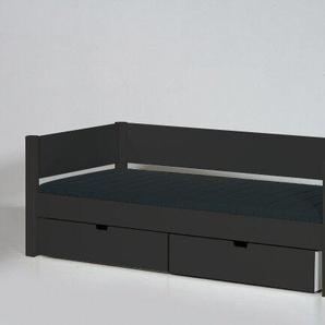 Einzelbett Sif mit Schubladen, 90 x 200 cm