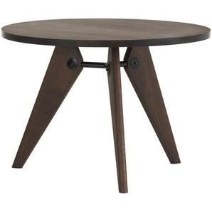 Vitra Gueridon Tisch Dunkel Klein (h) 74 X (Ø) 90 Cm