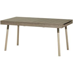 Esstisch  Larry ¦ grau ¦ Maße (cm): B: 90 H: 77 Tische  Esstische  Esstische ausziehbar » Höffner