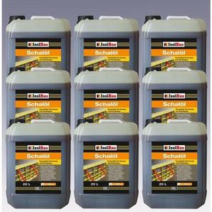 180 L Schalöl Professional Schaloel Trennmittel Betontrennmittel Schalungsöl HQ - ISOLBAU