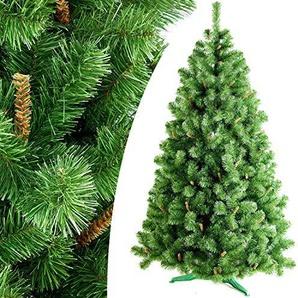 DecoKing 290 cm Künstlicher Weihnachtsbaum Tannenbaum Christbaum Tanne Oliwia Weihnachtsdeko