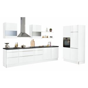 set one by Musterring Küchenzeile »Siena«, ohne E-Geräte, Breite 330 cm, vormontiert