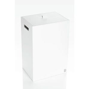 JOOP! Wäschebehälter 40 x 60 x 30 cm in Weiß