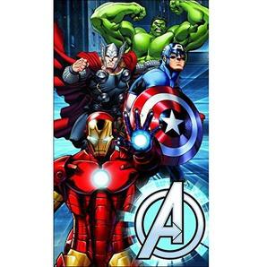 Avengers Badetuch, 75 x 150 cm, Metall