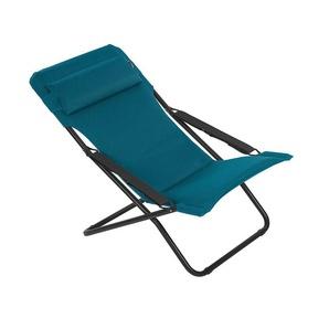 Relaxliege Transabed Lafuma blau