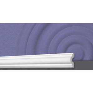 Decosa Flachprofil Michelle, weiss, 40 mm Laenge 2 m - 13 Stueck - DECOSA®