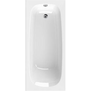 Sanitop-Wingenroth Acryl-Badewanne Meleo 170 cm x 75 cm Weiß